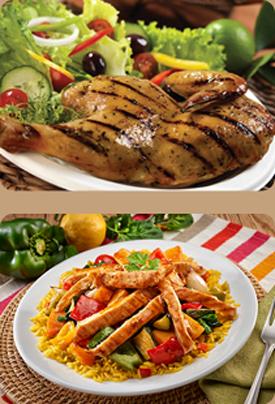 Chickin Meals